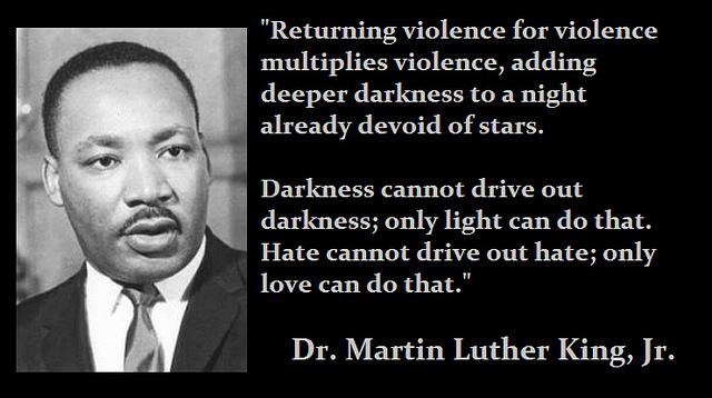 Paulsasleepwalker- MLK-Nonviolence