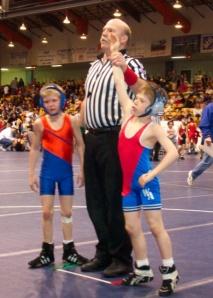 Young Nicholas Win