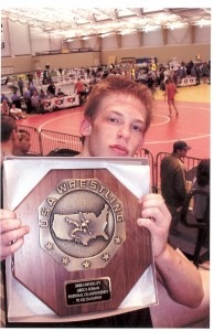 08 FILA Univ. 70kg National Champ
