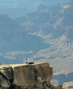 Grand Canyon Thinker 2