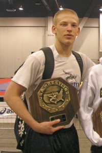 2008 70kg FILA Junior National Champian
