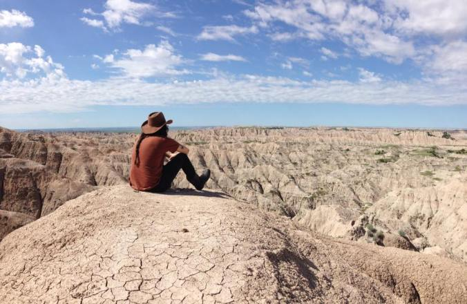 Badlands by Tianna Messier