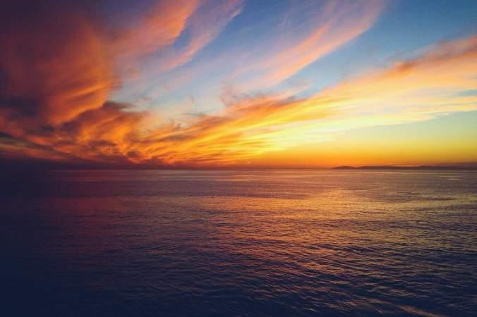 Betag Ocean Sunset